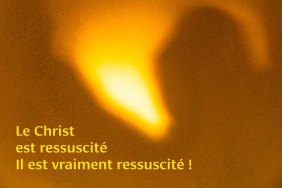 Le Christ est ressuscité